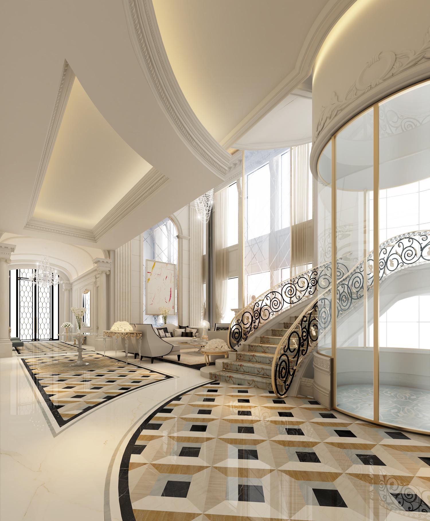 Stunning Villa Design Ideas