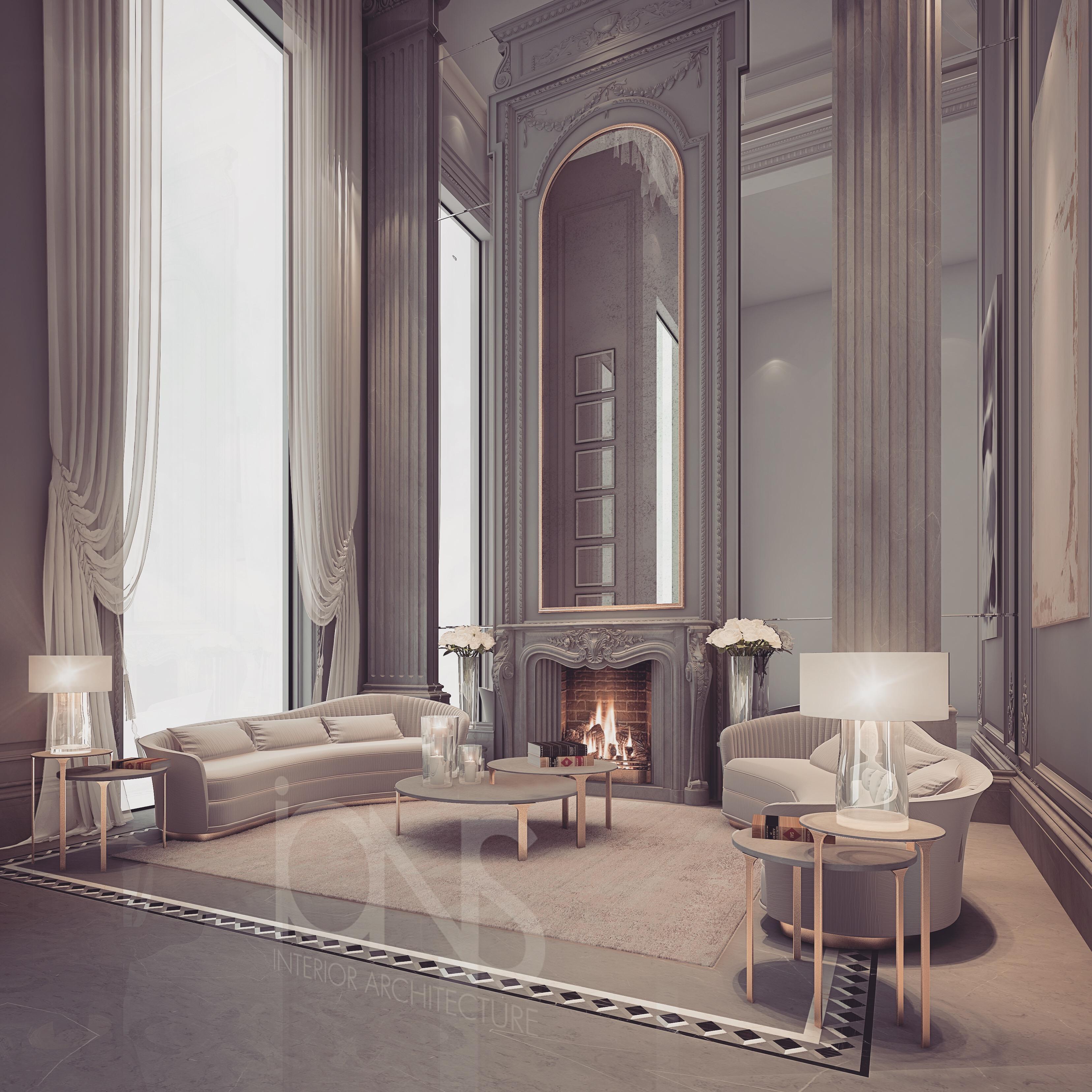 Grand House Interior Designing