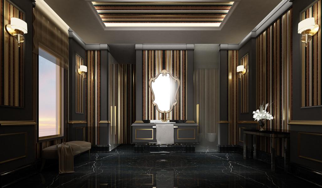 Villa Design - Bathroom Ideas