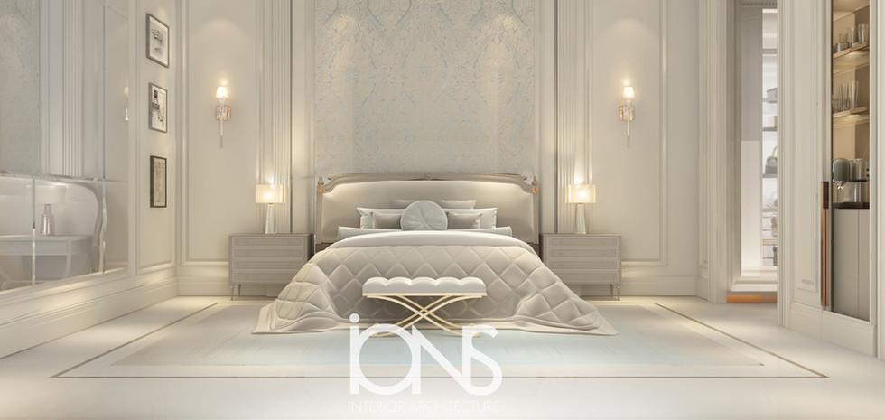 Modern bedroom Designing