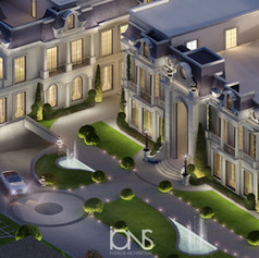Qatar Palace architecture design