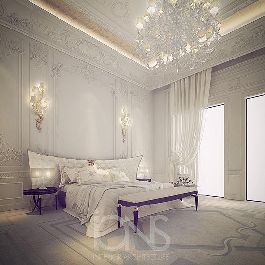 Luxury Bedroom Interior Design: Interior Design Company In Dubai UAE