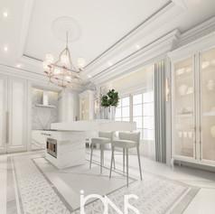 French design villa Dubai
