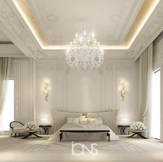 Dubai-elegant-villa-master-bedroom-desig