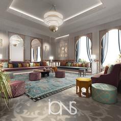 Oman-Classic-Villa-arabic-moroccan-majli