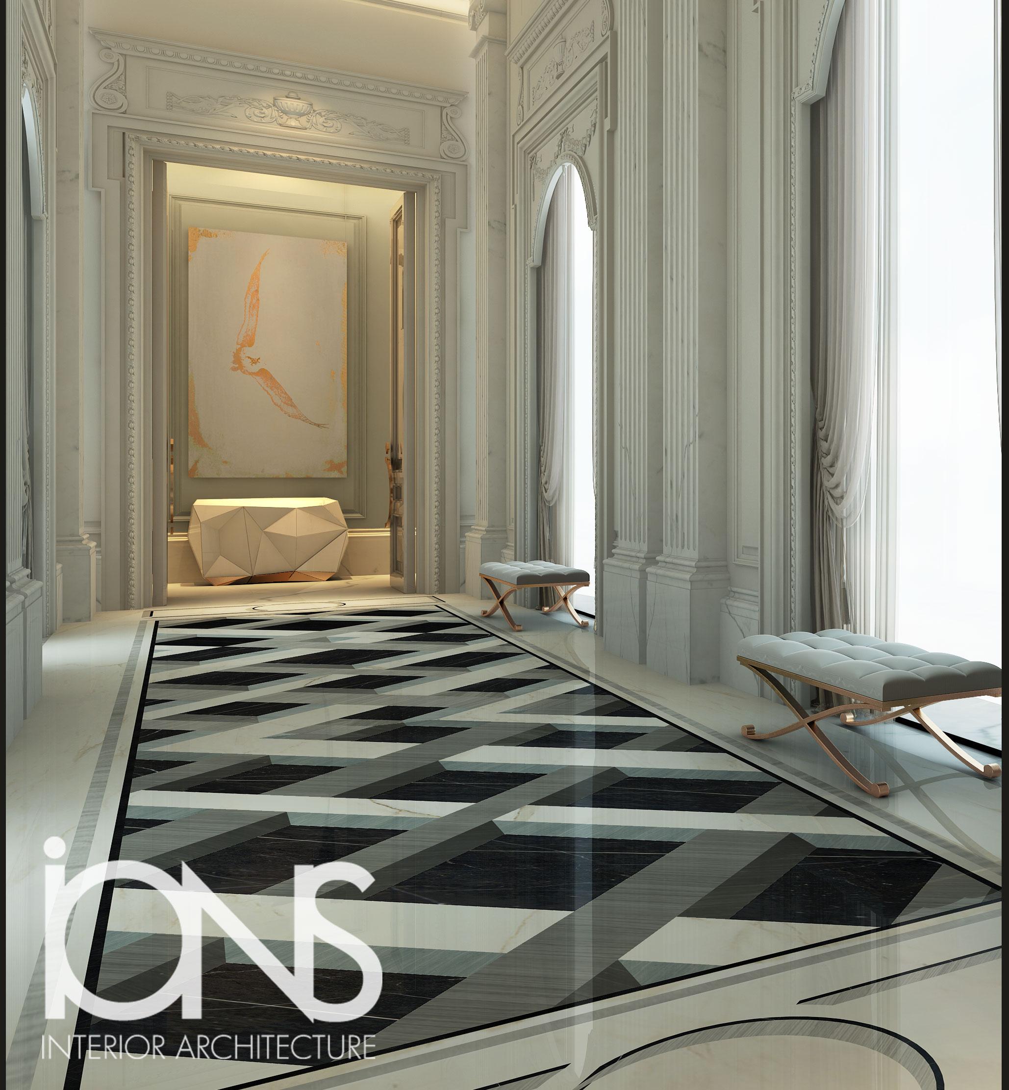 Geometrics in Home Interiors