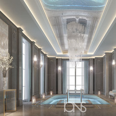 Luxury Swimming pool design.riyadh saudi