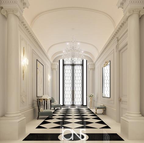 Qatar Luxury Villa design