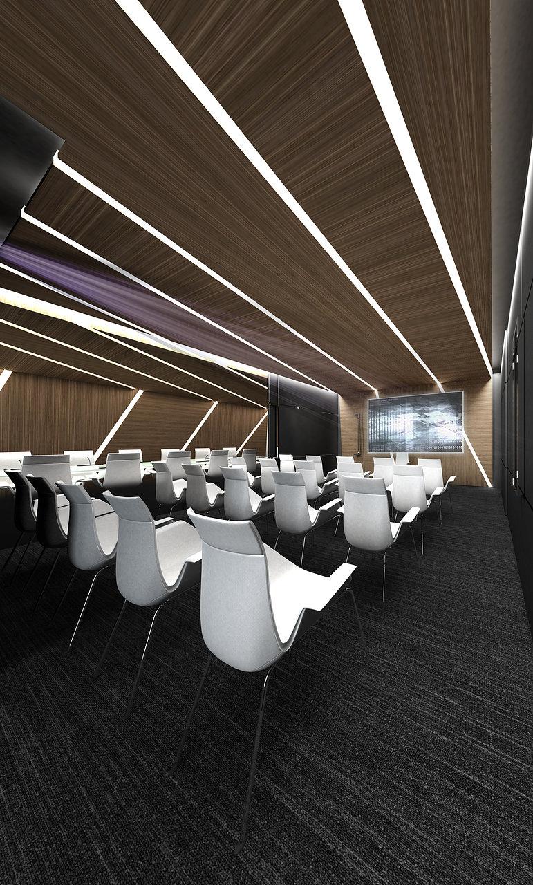 MHG Conference Room Design -Dubai