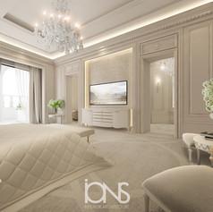 Modern Dubai Villa interior design