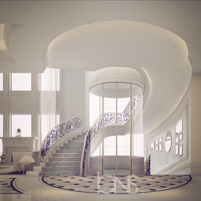 Luxury Villa Design -  Qatar