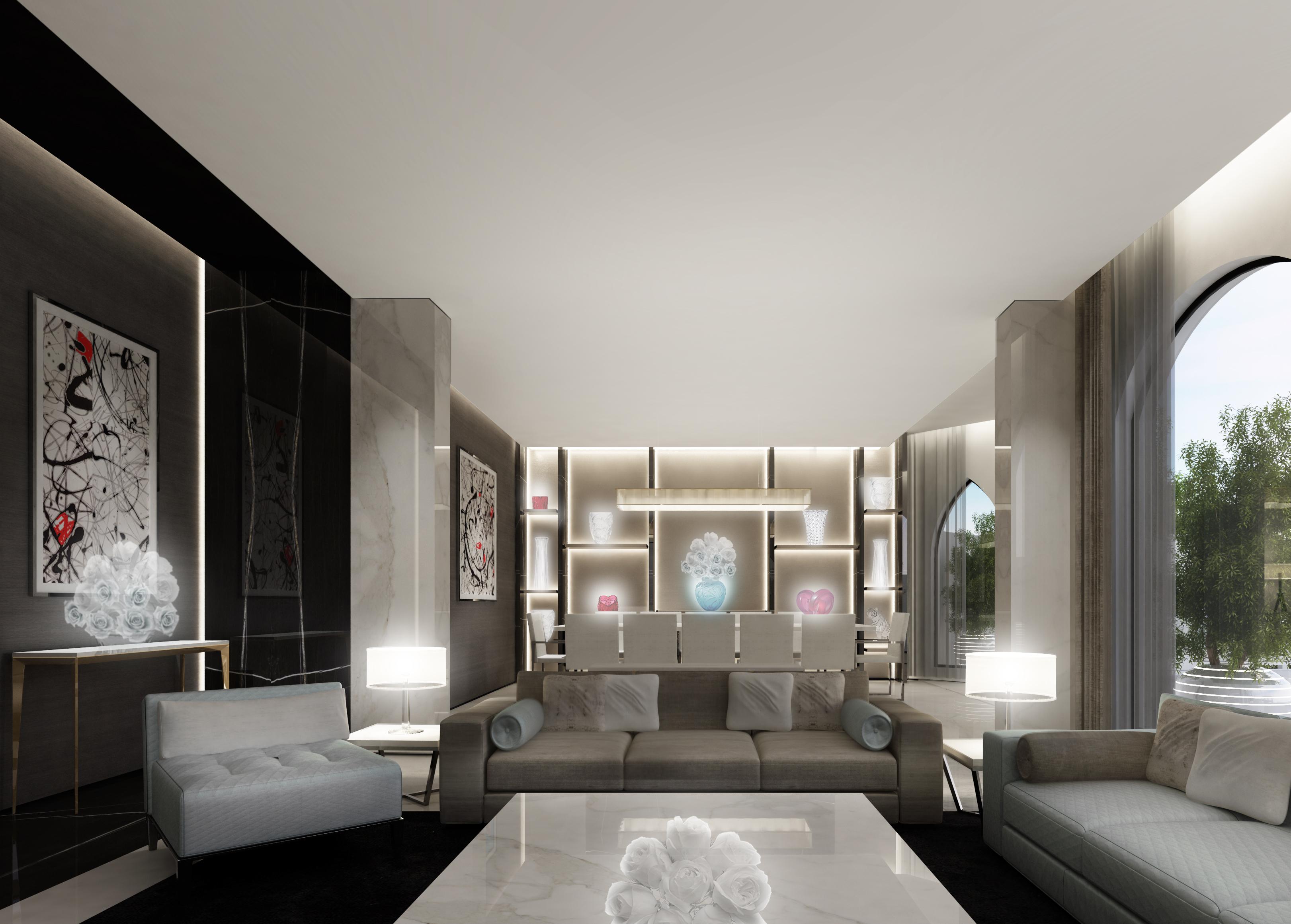Modern House Interior Designing