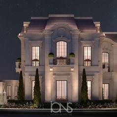 Qatar luxury House Design