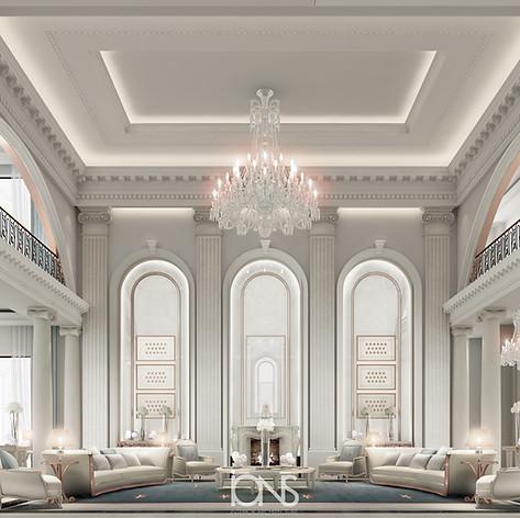 Virginia , USA Mansion Design