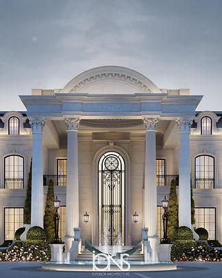Virginia-USA-Mansion-Architecture-Exteri