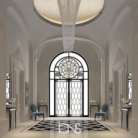 Luxury villa interior design in Dubai,UAE