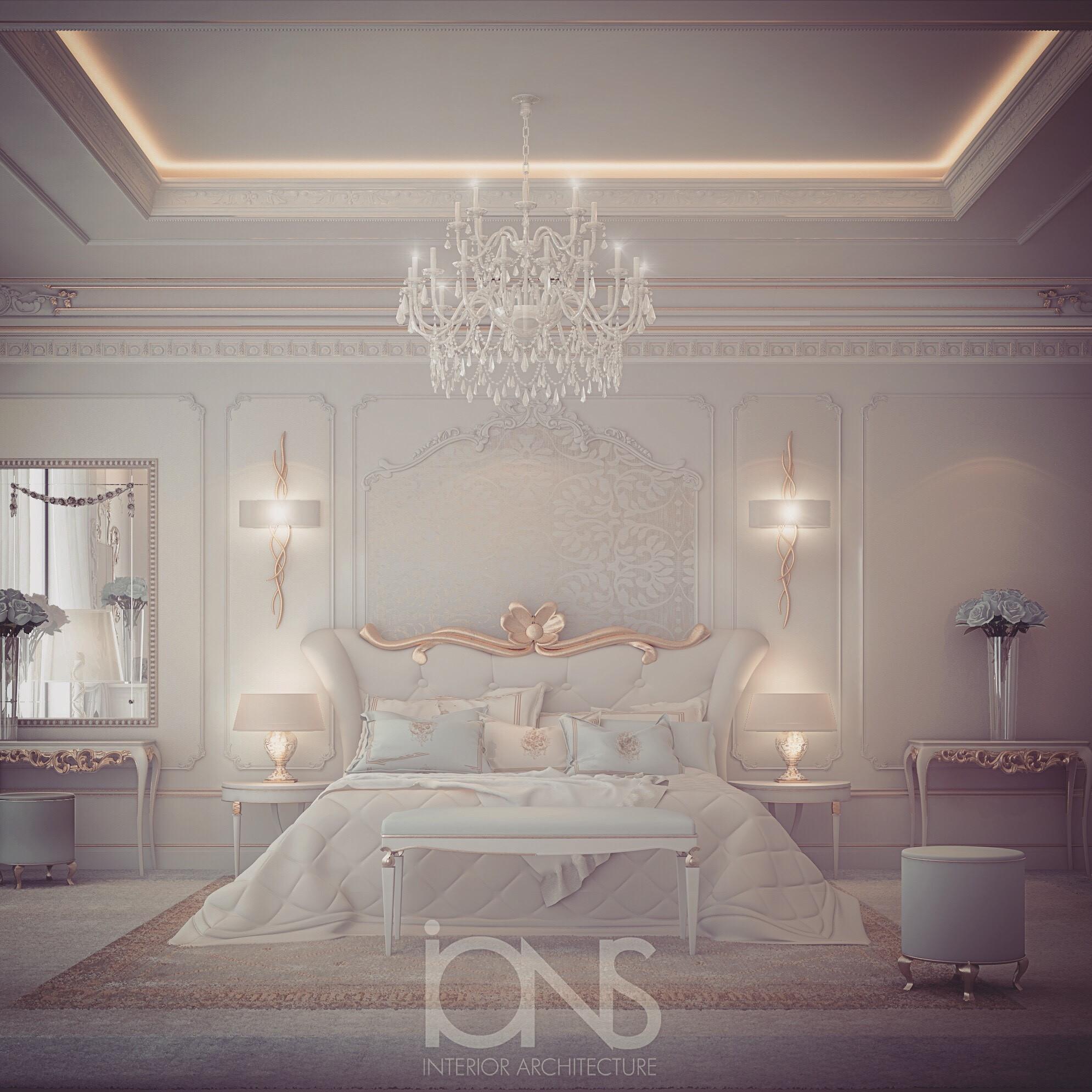 Ladies Bedroom Interior  Design