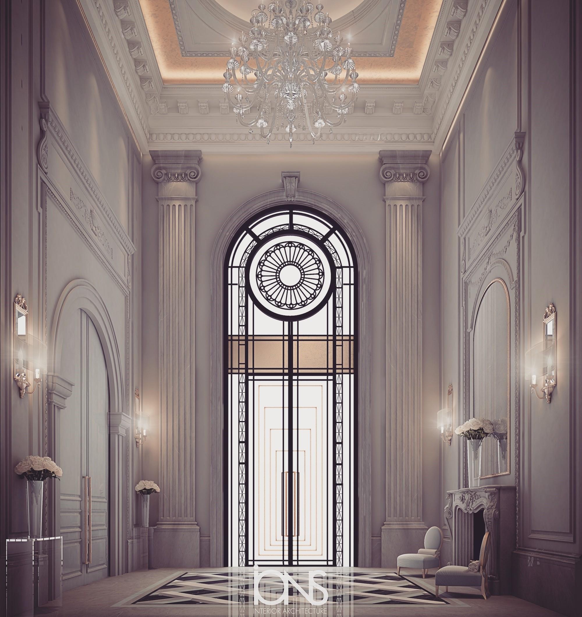 Majestic Villa Design