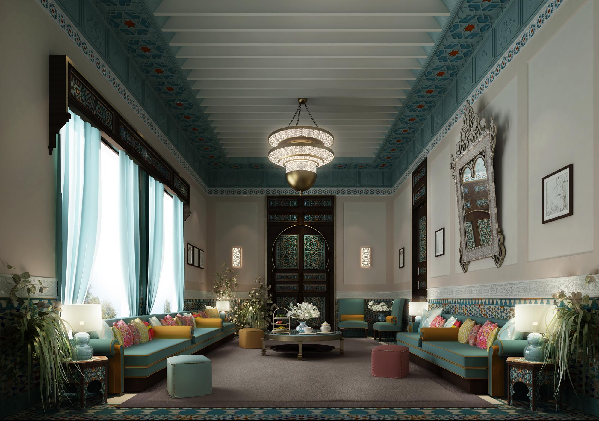 Majlis Interior Decoration Ideas