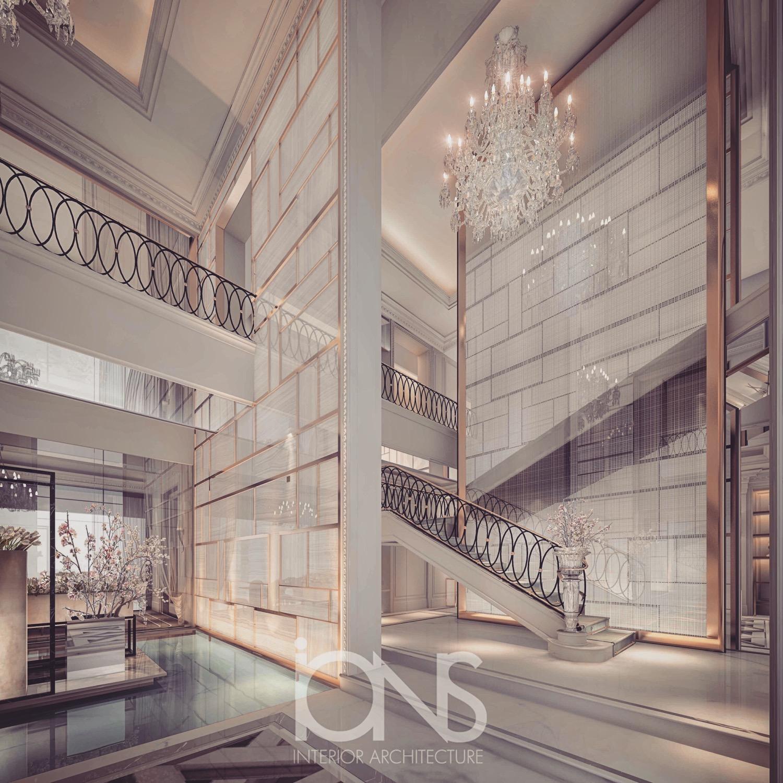 Elite Foyer Interior Designing