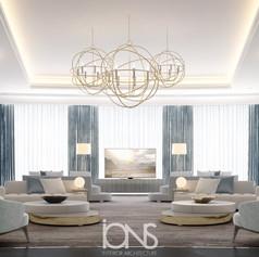 family living room design