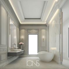 Bathroom Design - Dubai Villa