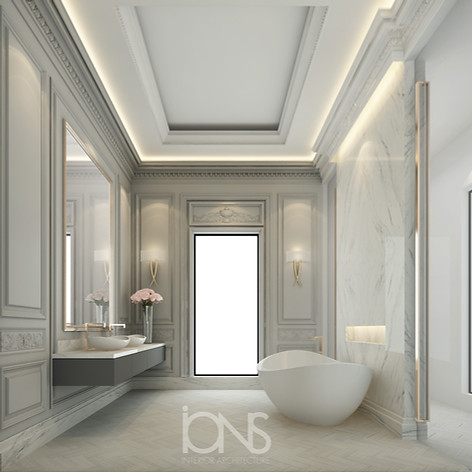 Bathroom Design - Dubai Villa