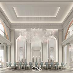 Virginia-USA-Mansion-Formal-Dining-Desig
