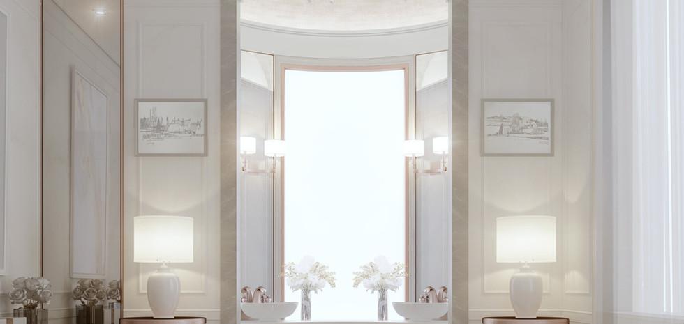 washroom interior design dubai palace