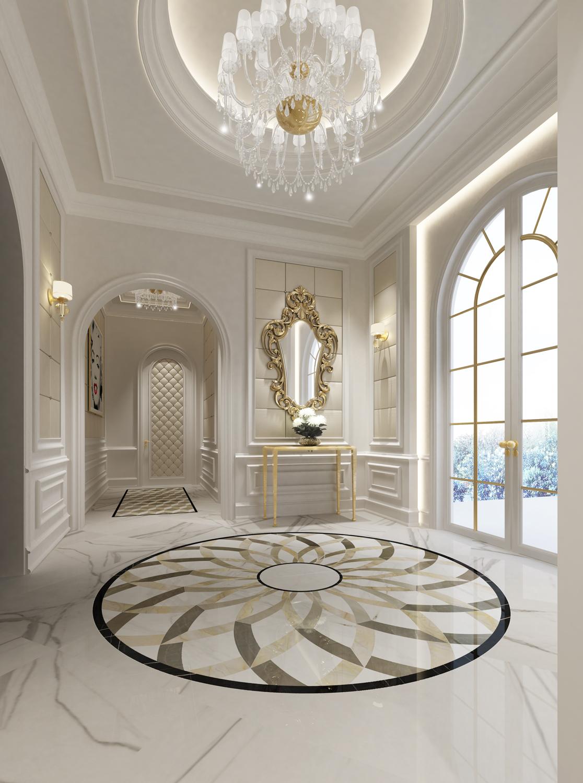 Villa Design - Abu Dhabi - UAE