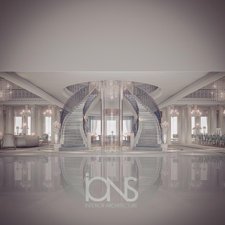 Interior Ideas for Grand Staircase