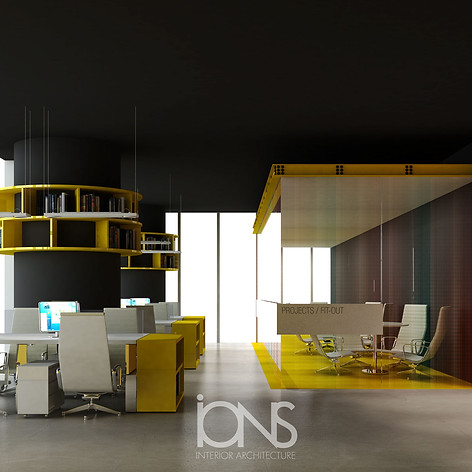 Office interior design Business bay Dubai