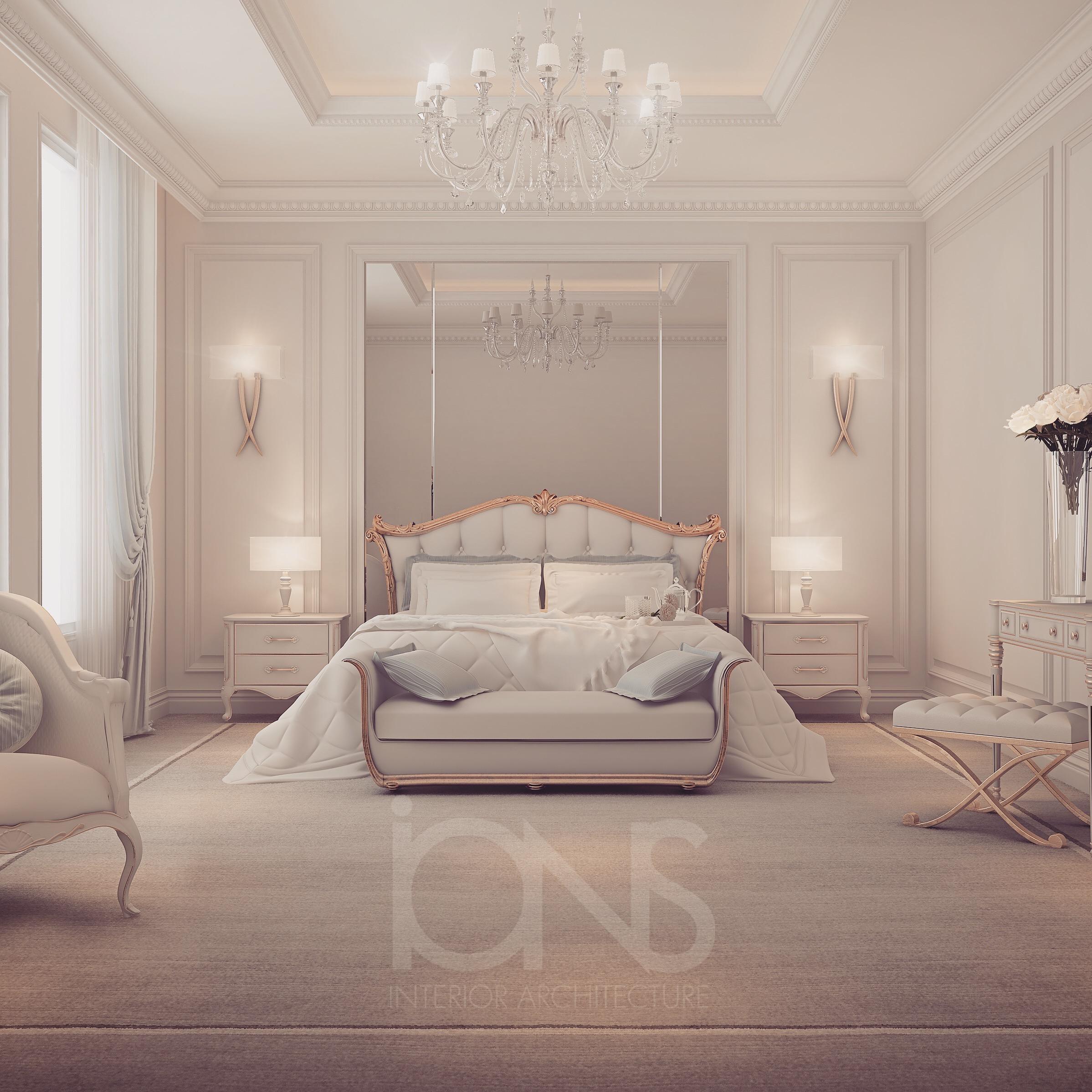 Bedroom Interior Design -Dubai