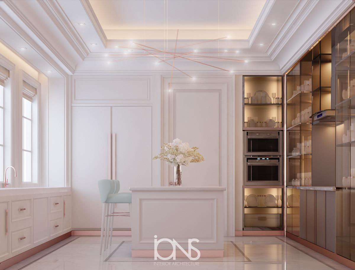 best Kitchen interior Design Dubai palace