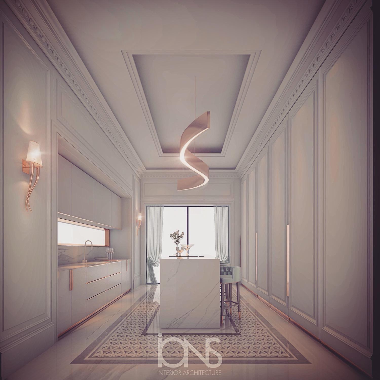 Trendy Kitchen Interior Design