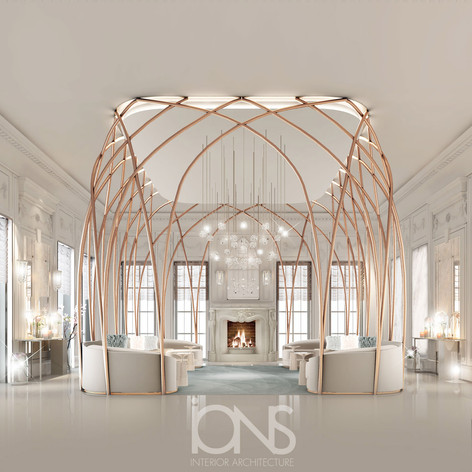 Qatar Palace interior Design