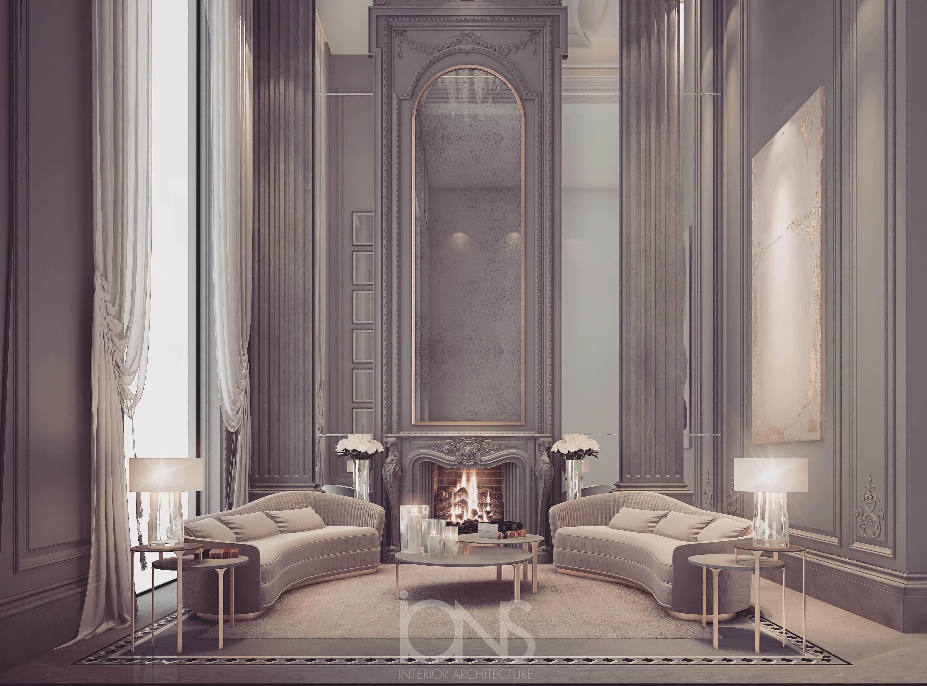 Royal Villa Design Ideas