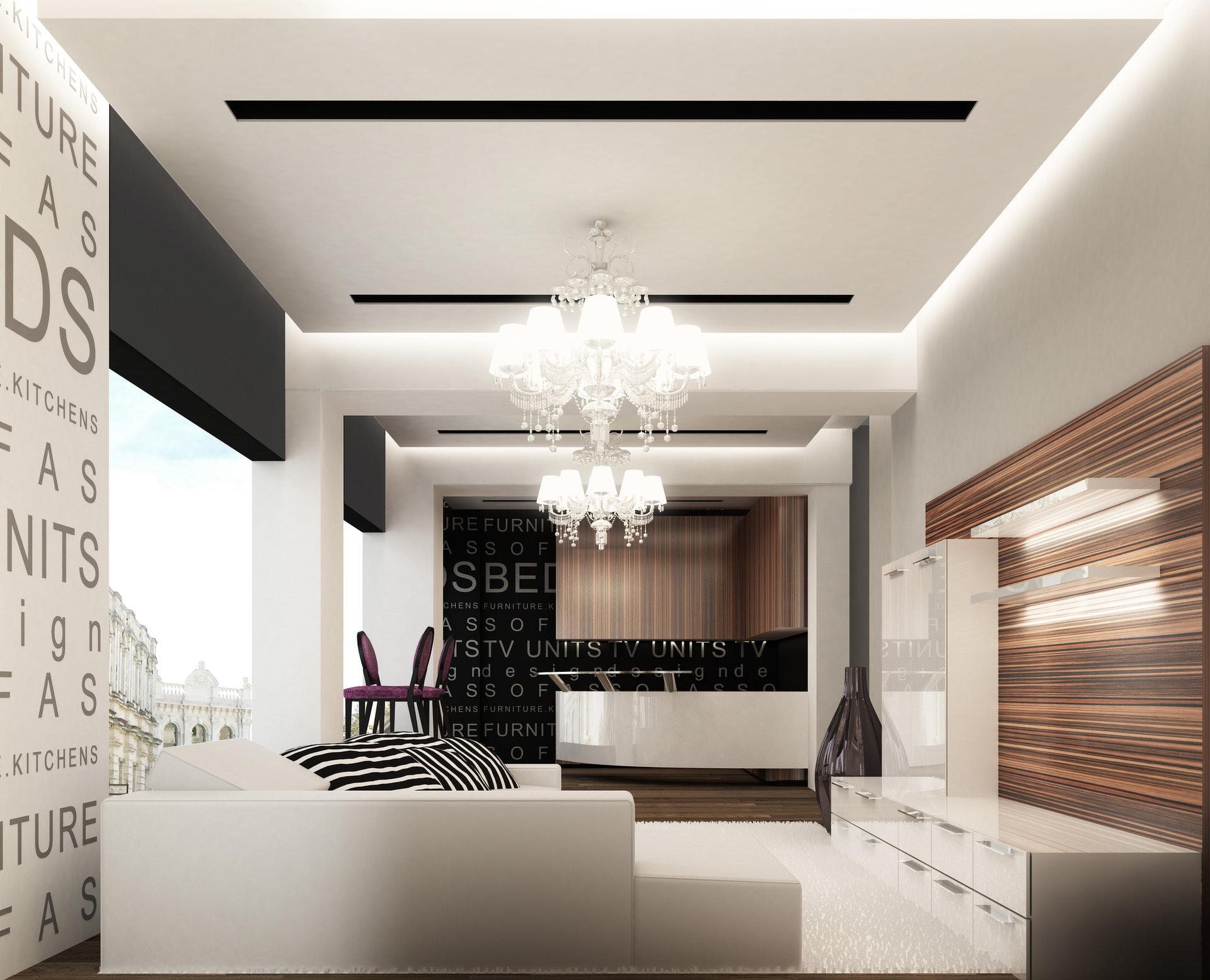 Trendy Retail Interior Design