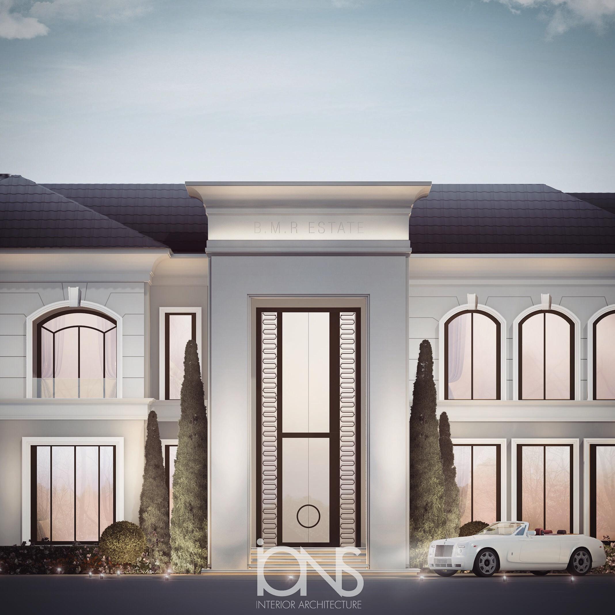 Simple And Elegant Modern Villas