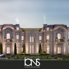 Qatar Royal Palace Architecture Design