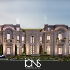 Qatar Royal Palace Exterior Design