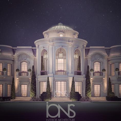 Classic Palace Design Doha,Qatar