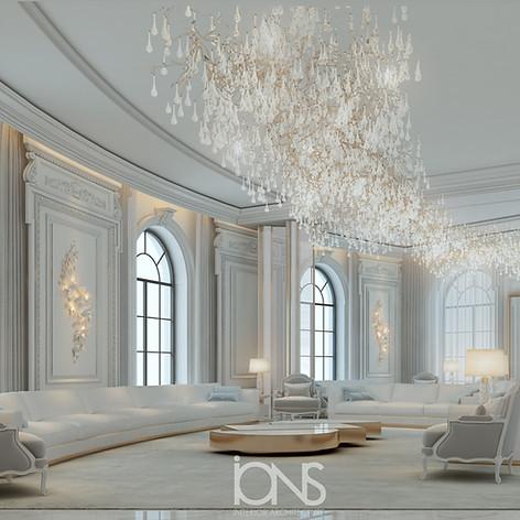 Bahrain winter mansion