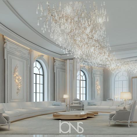 Luxury Villa design in Bahrain
