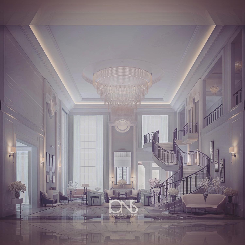 Grand Hall  Interior Designing