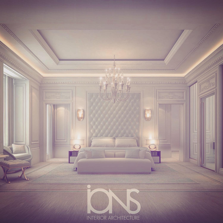 Wall Design for Bedroom Interior