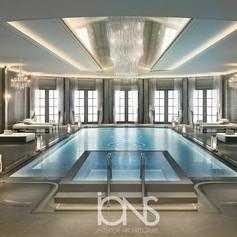 Swimming pool Design in Doha Qatar