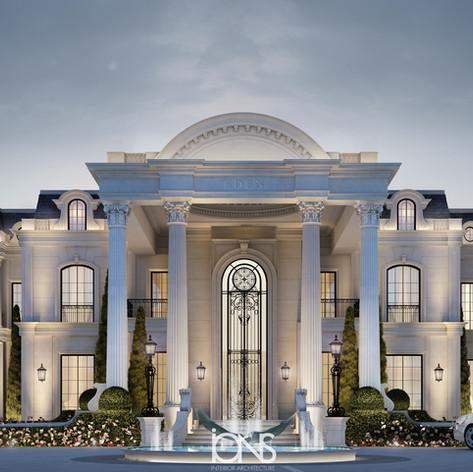Page Virginia , USA Mansion