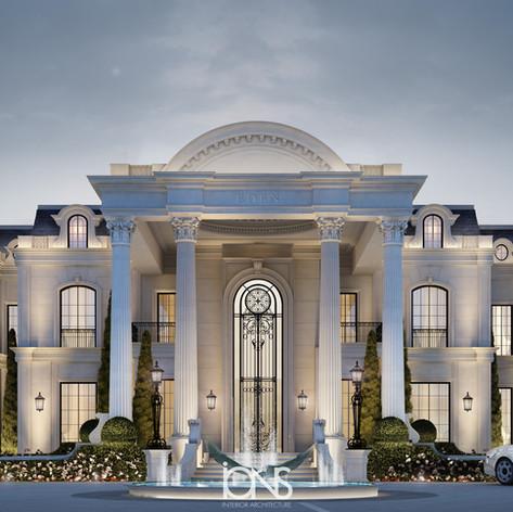 Virginia , USA Mansion