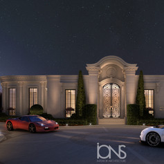 Qatar , Doha Luxury palace design